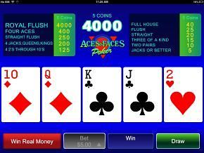 Android Video Poker