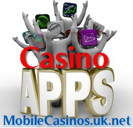 Casino Apps at MobileCasinos.uk.ne